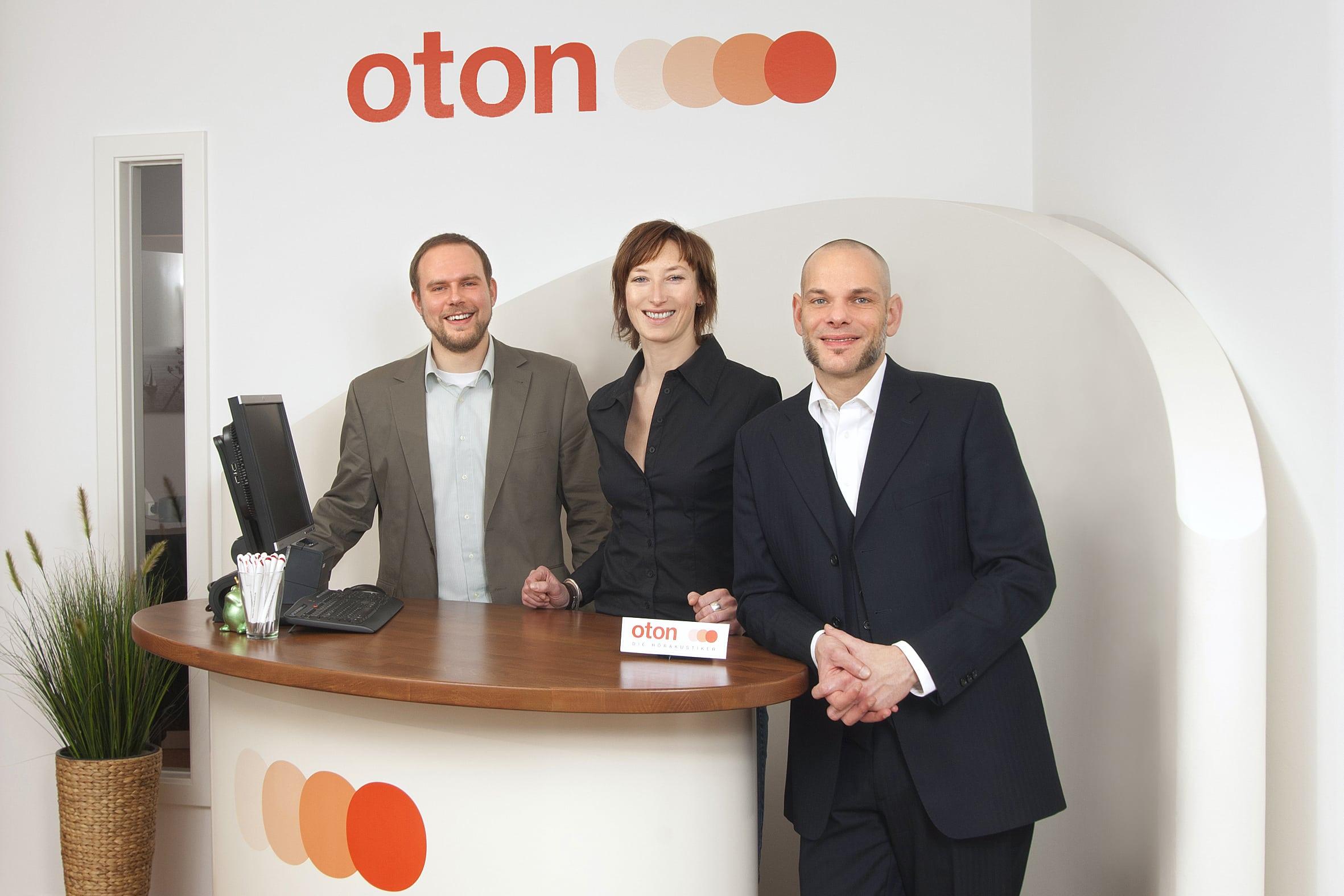 Mitarbeiter OTON Bremen
